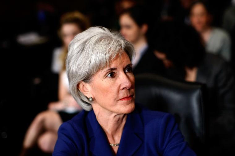 Senate Finance Cmte Holds Confirmation Hearing For Kathleen Sebelius