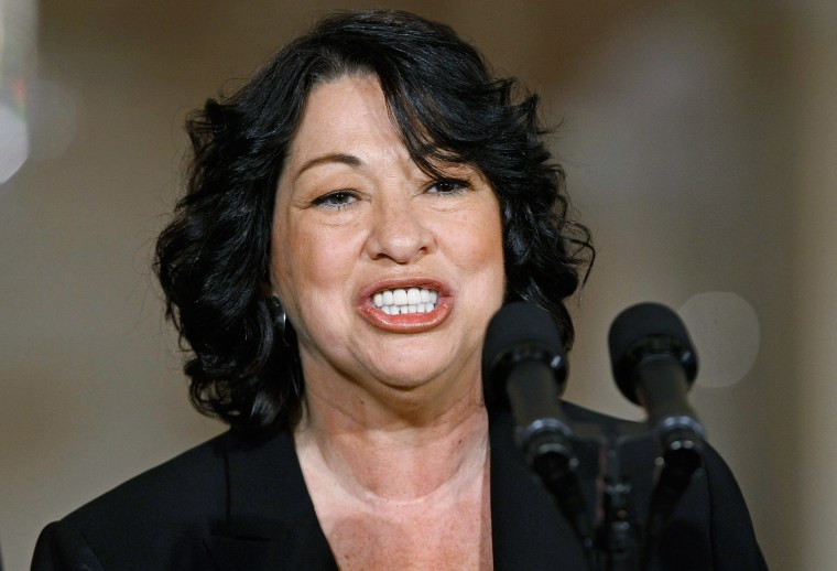 President Obama Announces Sonia Sotomayor As His Supreme Court Nominee