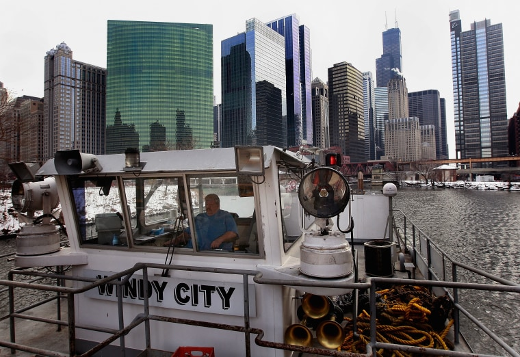 Battle Over Asian Carp threatens Chicago's Marine Shipping Industry