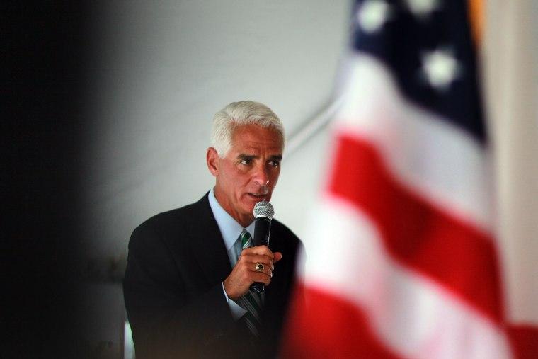Florida Governor Crist Nears Decision Deadline On Run For Senate
