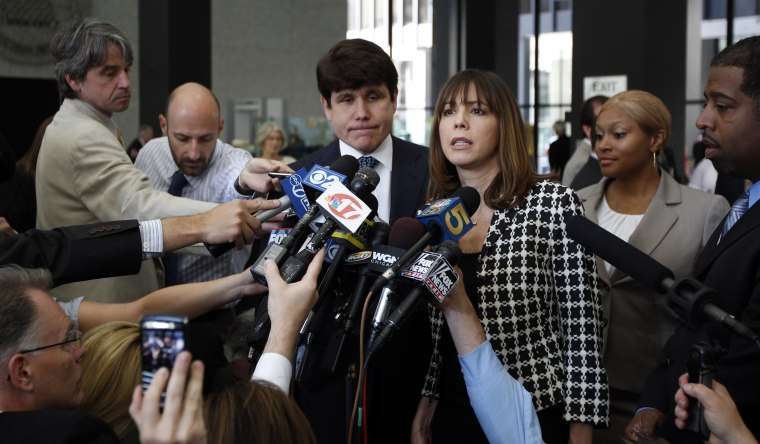 Trial Of Former IL Governor Rod Blagojevich Begins In Chicago