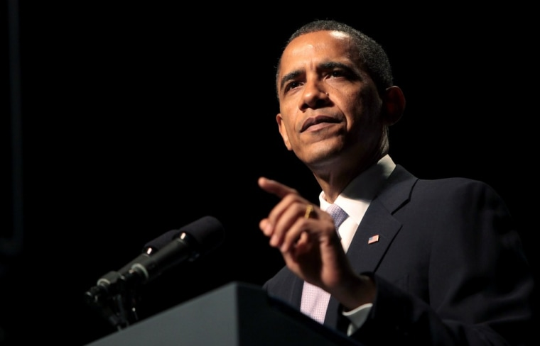 Image: Obama Makes Father's Day Speech