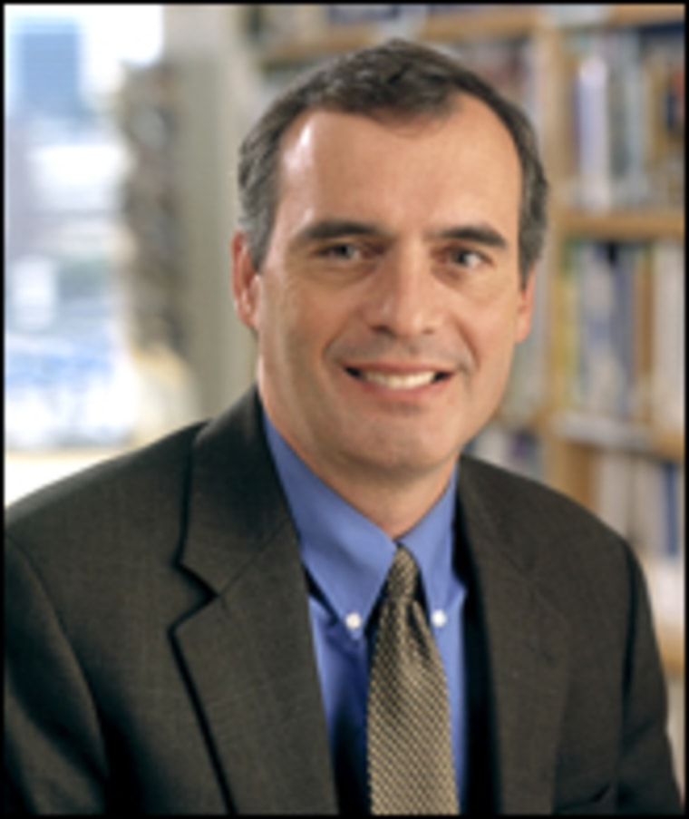 Kevin Knobloch, president of the Union of Concerned Scientists