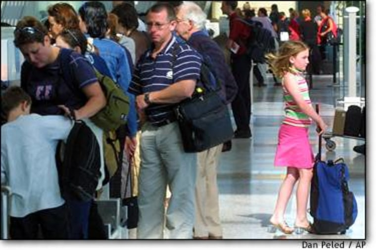 The number of children flying alone every year is likely in the millions--and growing