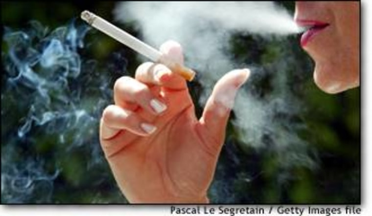 Lifestyle choices, such as smoking, can have a dramatic effect on skin. For instance, smoking increases skin wrinkling and sagging by reducing blood flow to the skin and breaking down elastin fibers.
