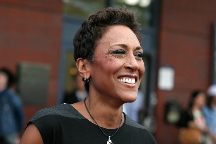 News anchor Robin Roberts attends the USTA 13th Annual Opening Night Gala at the USTA Billie Jean King National Tennis Center, Aug. 26, 2013 in New York.
