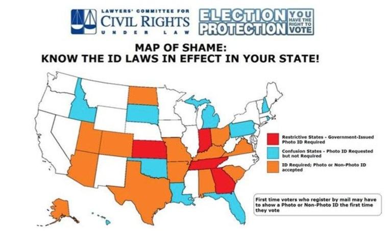 Map of Shame
