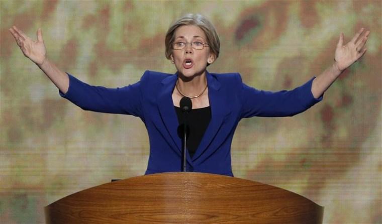 Democrat Elizabeth Warren (Photo: REUTERS/Jason Reed)