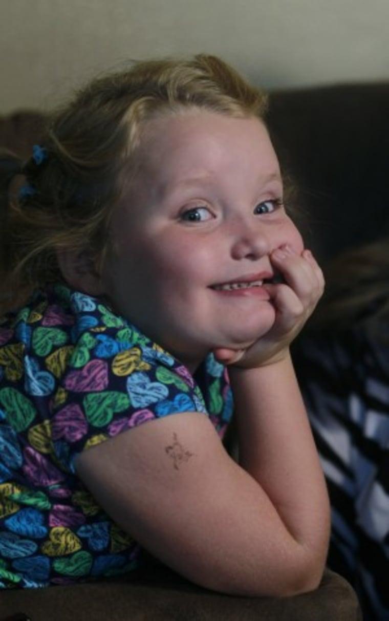 "Reality show star Alana ""Honey Boo Boo"" Thompson recently endorsed President Obama (Photo: AP/John Bazemore)"