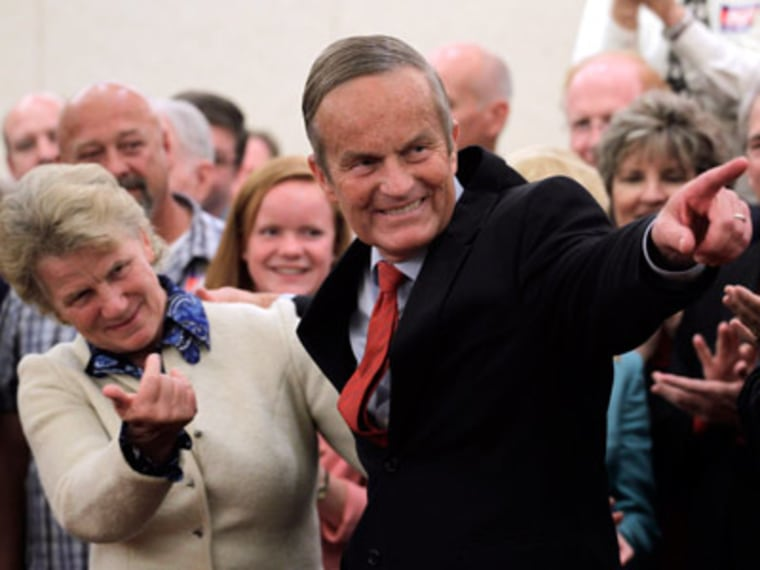 """After being told by his own party to drop out of the race following his \""""legitimate rape\"""" comments, Todd Akin is now garnering support from some unique characters on the campaign trail."""