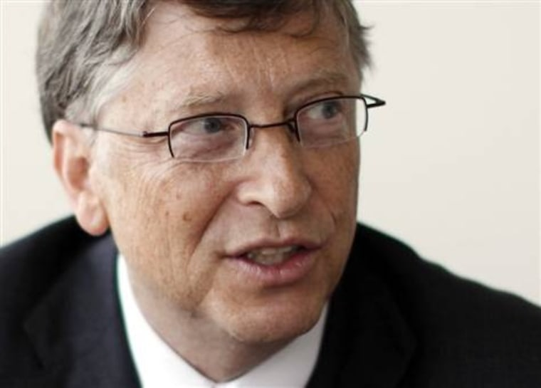Bill Gates (Photo: AP)