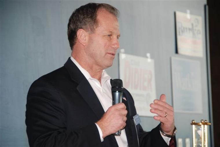 Washington state Congressional candidate John Koster (Photo: Larry Stickney, kosterforcongress.com)