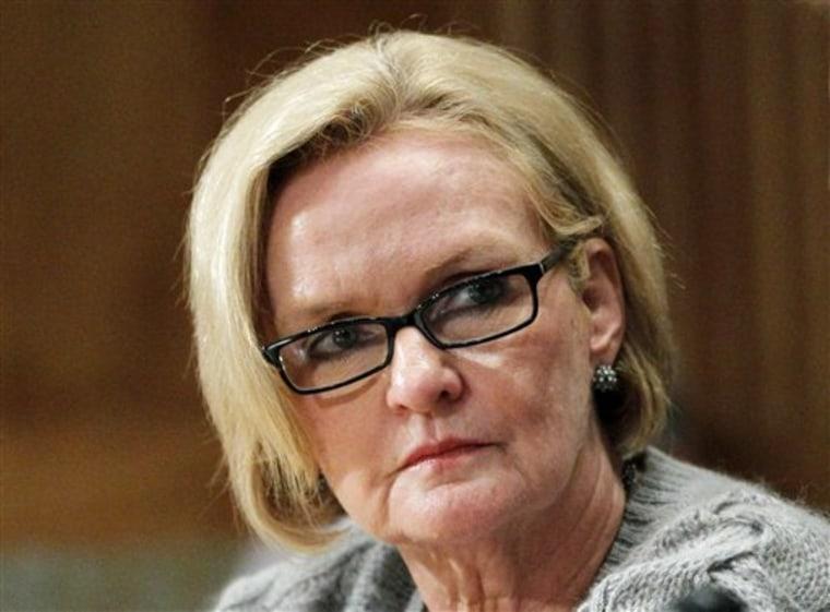 Sen. Claire McCaskill. (AP Photo Manuel Balce Ceneta, File)
