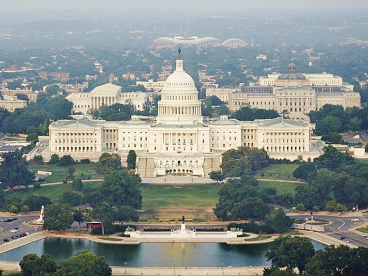 The United States Capitol (AP Photo/Manuel Balce Ceneta)