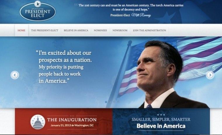 president romney