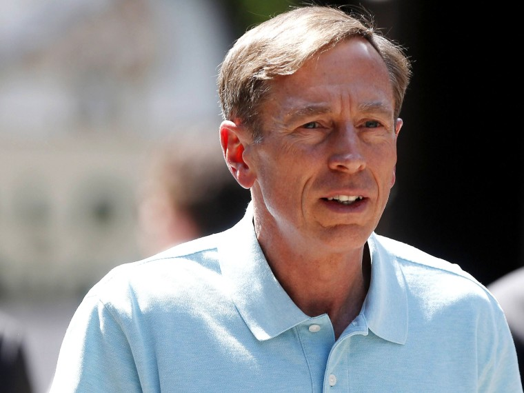 File Photo: Former Director of the Central Intelligence Agency General David Petraeus. His record as a public servant has been tainted by a personal indiscretion. (Photo by Jim Urquhart/Reuters/Files)