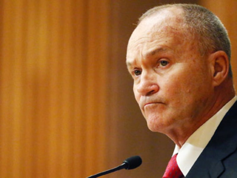 New York City Police Commissioner Ray Kelly (Mario Tama/Getty Images)