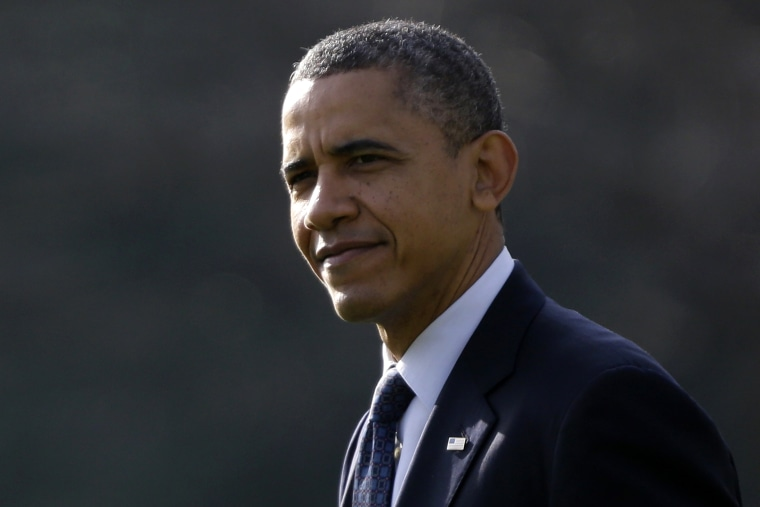 President Obama takes his fiscal cliff case on the road to Hatfield, PA (Charles DharapakAP Photo)