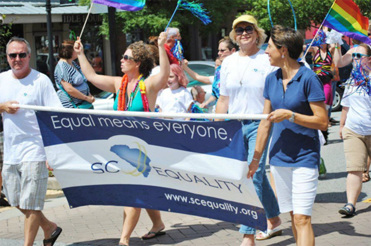 SC Equality PAC, a newly-launched political action committee, is bringing LGBT issues to the conservative state of South Carolina. (Photo: SC Equality)