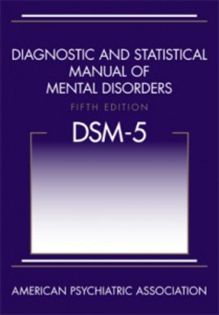 (Photo: DSM-5's Facebook page)