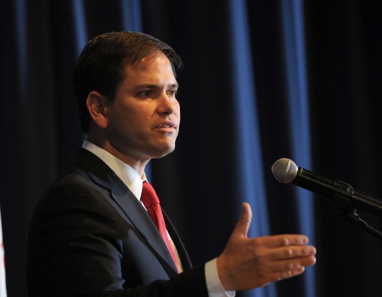 Sen. Marco Rubio (R-Fla.) (Photo by Steve Pope / Getty Images)