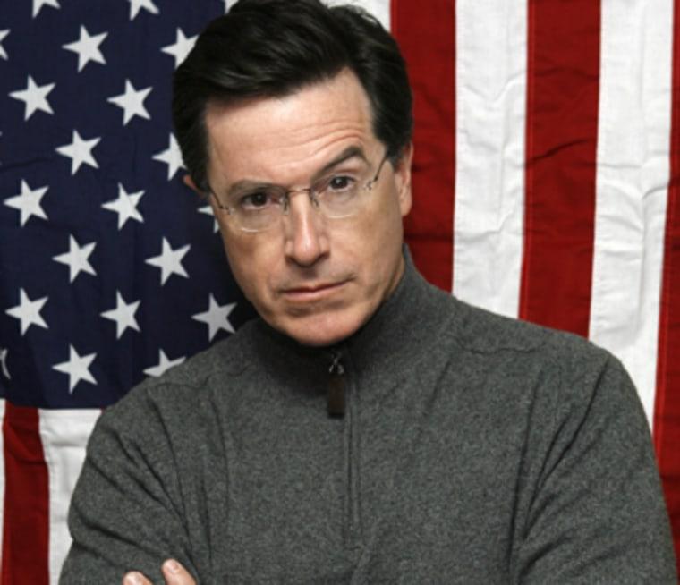 Comedian Stephen Colbert. (Photo: Jason DeCrow/AP)
