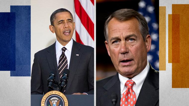 Obama/Boehner