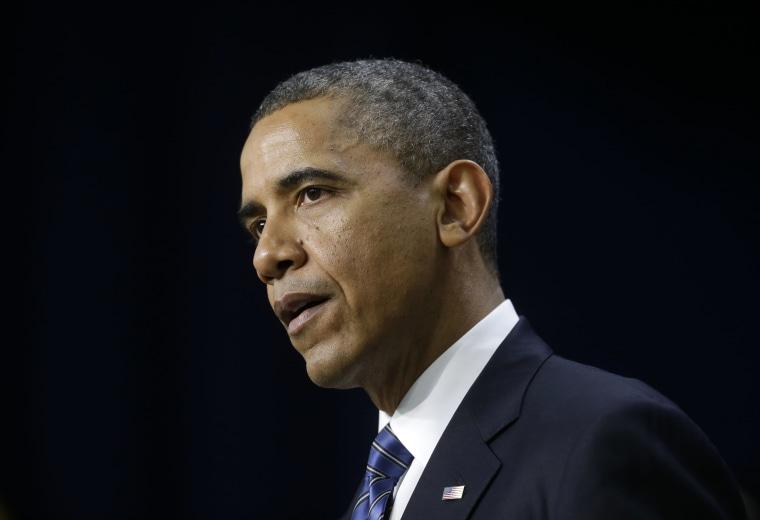 President Obama  (Photo by: AP Photo/Pablo Martinez Monsivais)