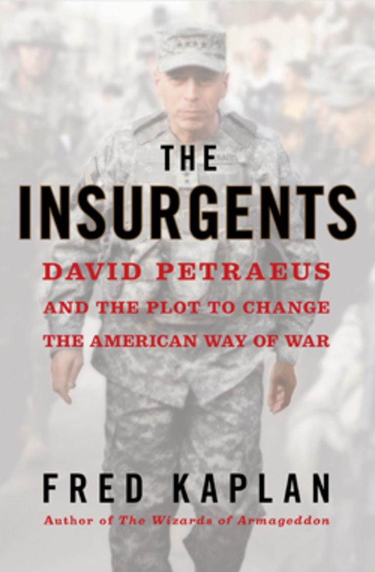 THE INSURGENTS -- Jacket