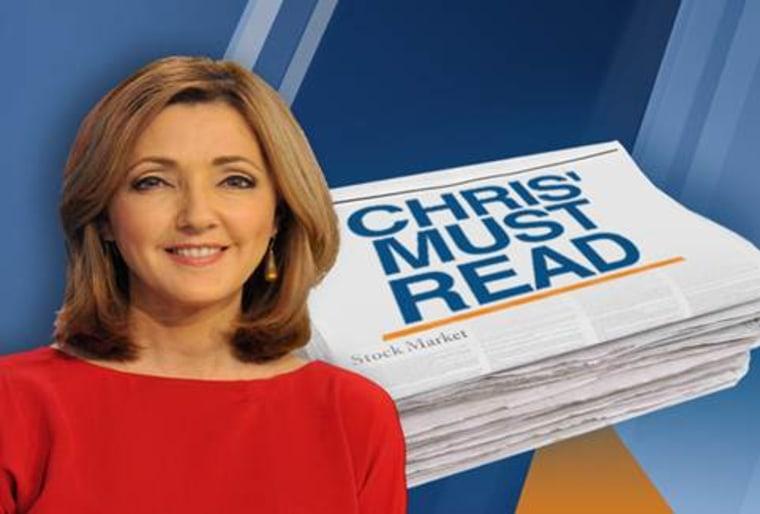 Chris' Must Read (Jansing)