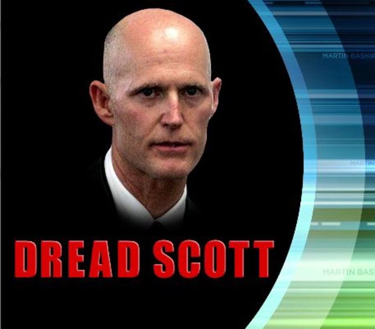 Governor Rick Scott (R-Florida)
