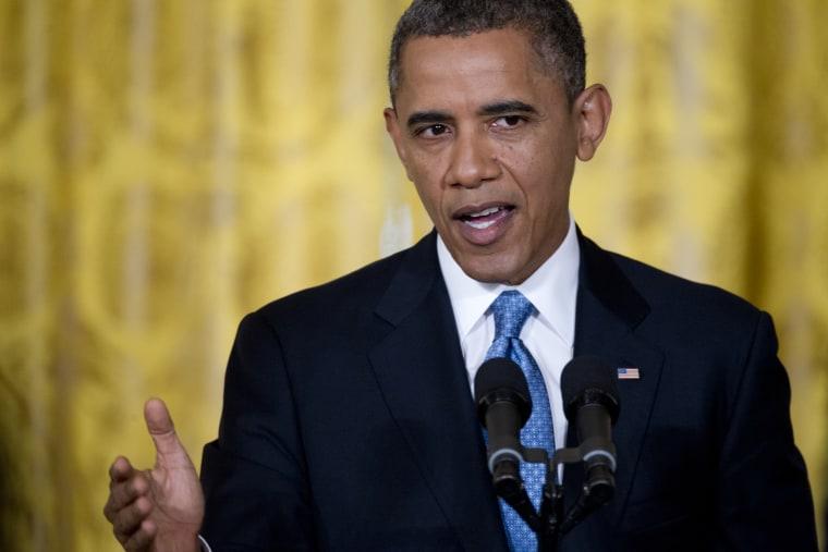 President Barack Obama (Photo by Carolyn Kaster/AP, file)