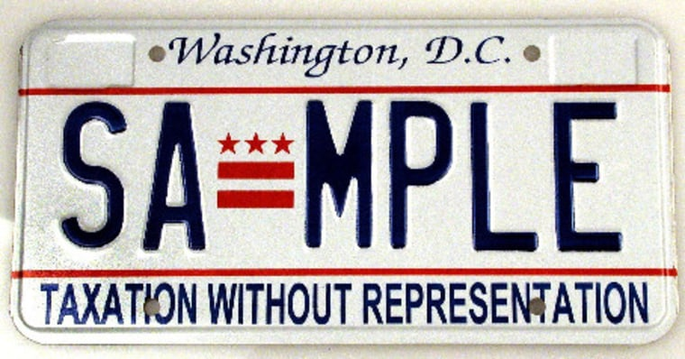Washington DC DMV