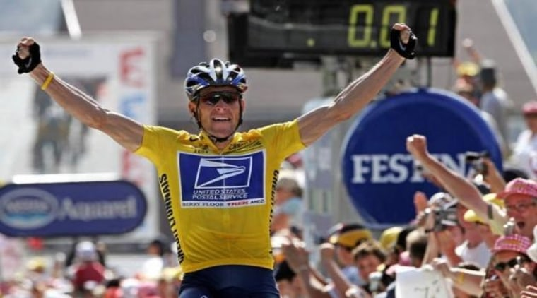 Cycling's world governing body on Tuesday called on Lance Armstrong to give evidence to its investigation into widespread doping, amid reports that the US rider would admit taking banned substances in an interview.