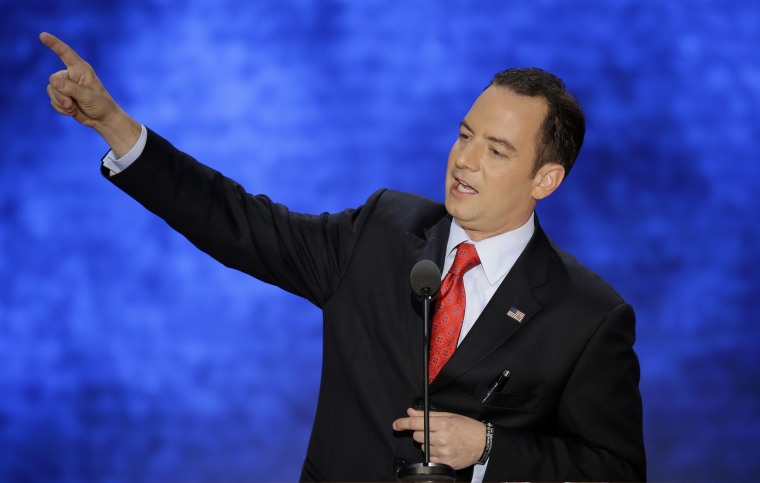 Reince Priebus and the GOP have figured out a way to win the White House in 2016: Change the rules. (AP Photo/J. Scott Applewhite)