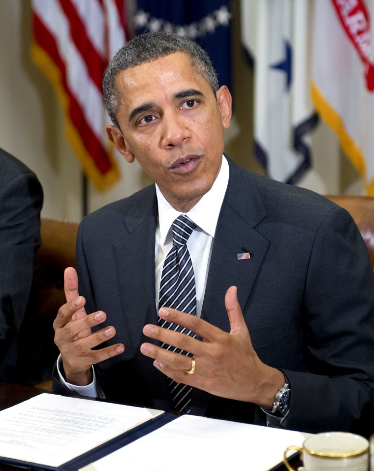 President Obama presents his vision for immigration reform. (Photo by Rex Features/AP Images)