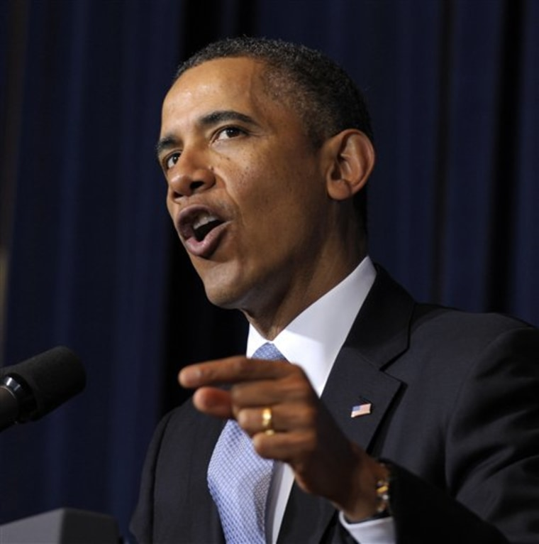 Today's jobs report was very good. So what does President Obama do with it? (AP Photo/Susan Walsh)