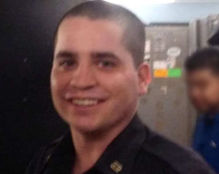 NYPD police officer Gilberto Valle...