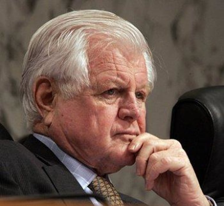 'We need Ted Kennedy'