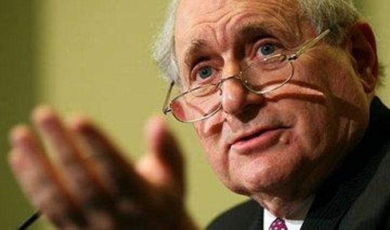 Michigan's Levin latest to exit Senate