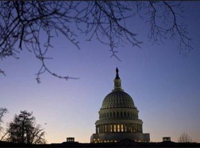 House passes spending bill to prevent shutdown