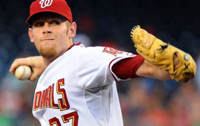Can the Nats do it without Stephen Strasburg?