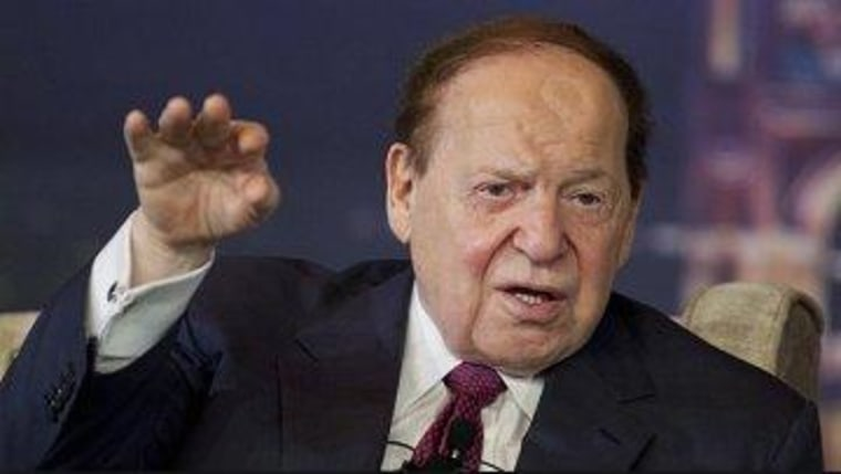 GOP mega-donor's business caught up in international scandal