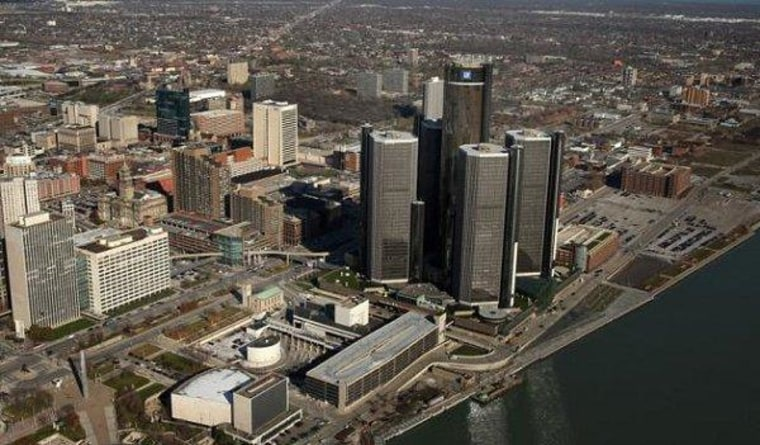 Michigan's Snyder to impose 'emergency manager' on Detroit