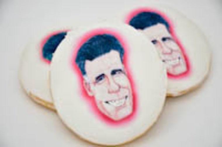 Bakery that Romney insulted launches 'Confection Election'