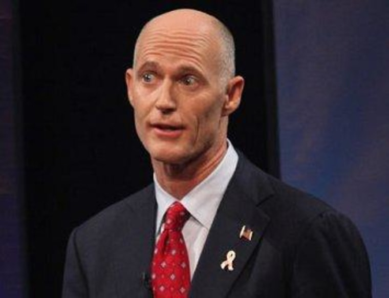 Florida's Rick Scott grudgingly makes the right call on Medicaid