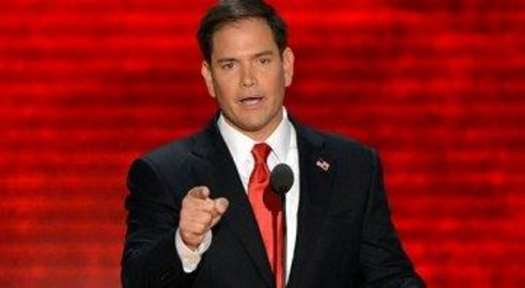 Rubio takes a stand against a minimum wage