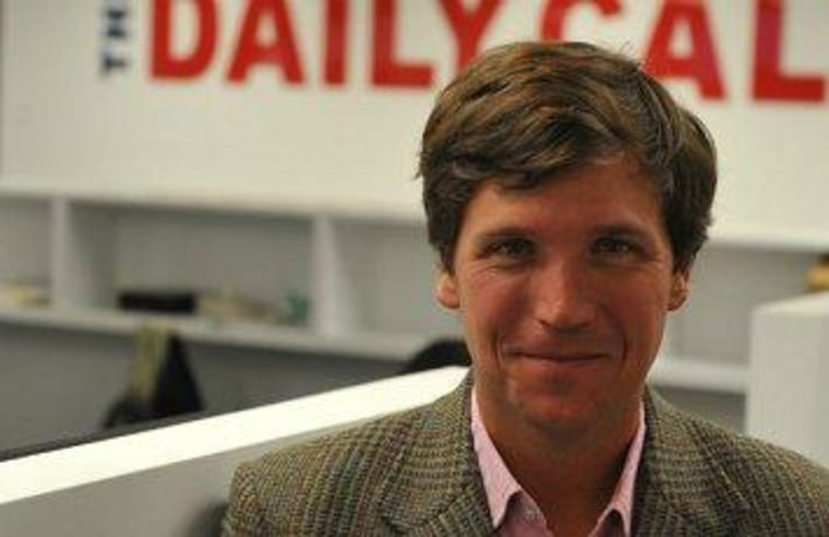 Daily Caller faces new allegations