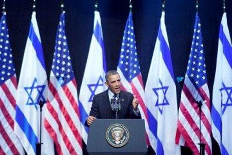 'He won Israeli hearts'