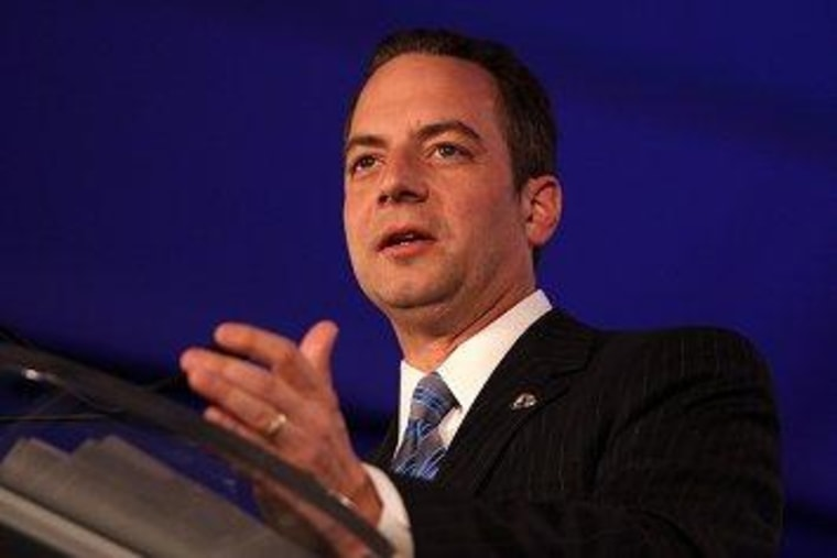 RNC's Priebus plots a new way forward for his party
